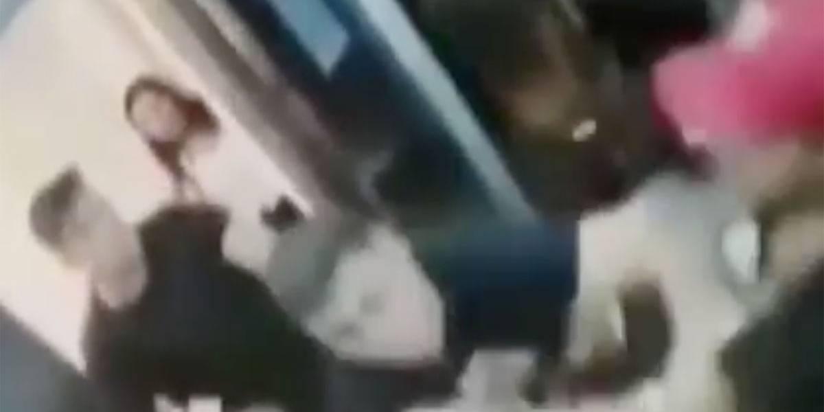 Comerciante e guardas trocam socos e tiros em elevador no litoral