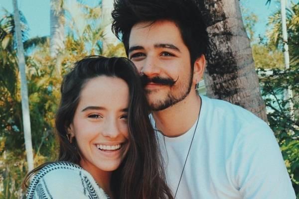 Eva Luna y Camilo Echeverry