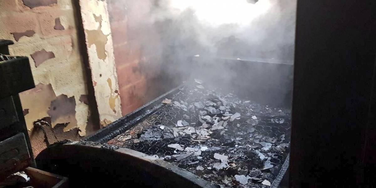 Se reporta un conato de incendio estructural en el norte de Quito