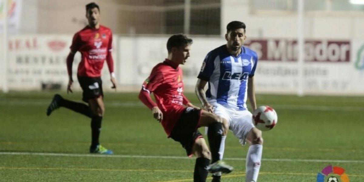 Guillermo Maripán se sigue afianzando en el fútbol español