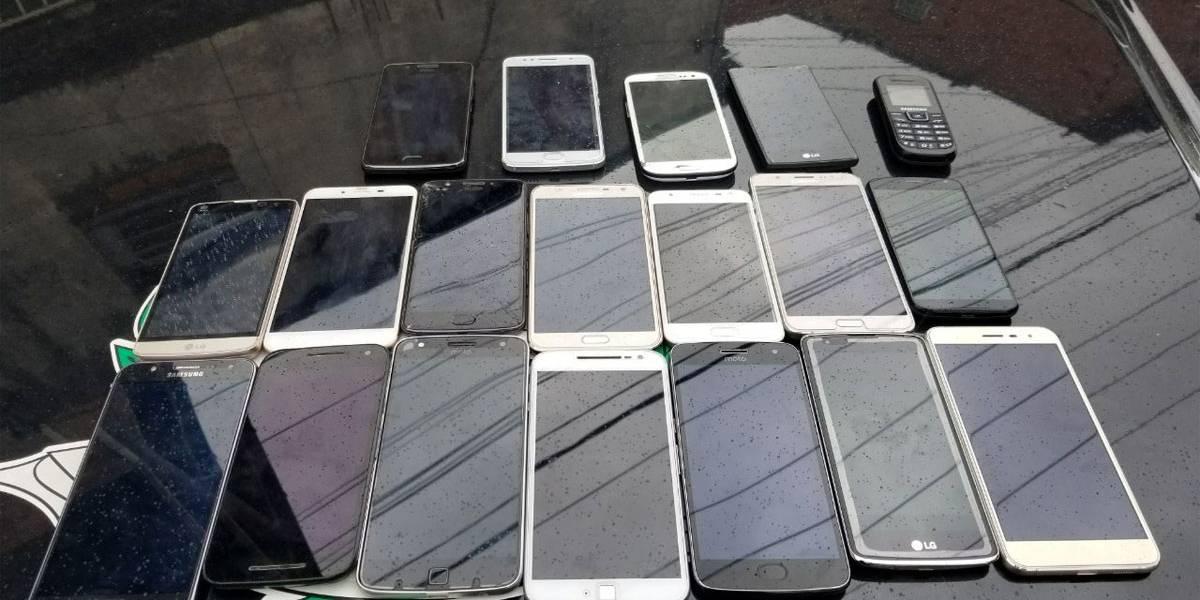 Empresas de telecomunicações rejeitam instalar bloqueador de celular em prisões