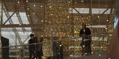 Iluminaciones centro comerciales