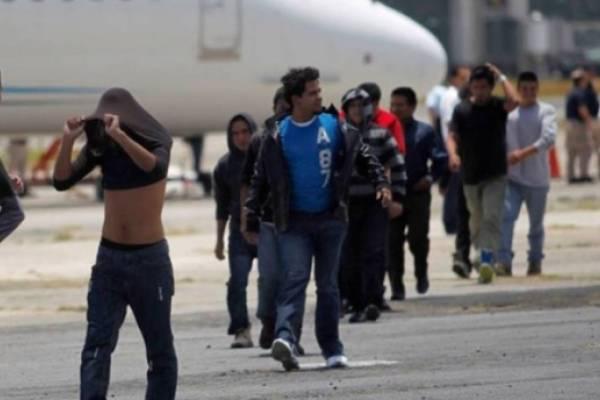 Cifra de deportados desde EE. UU. en 2017