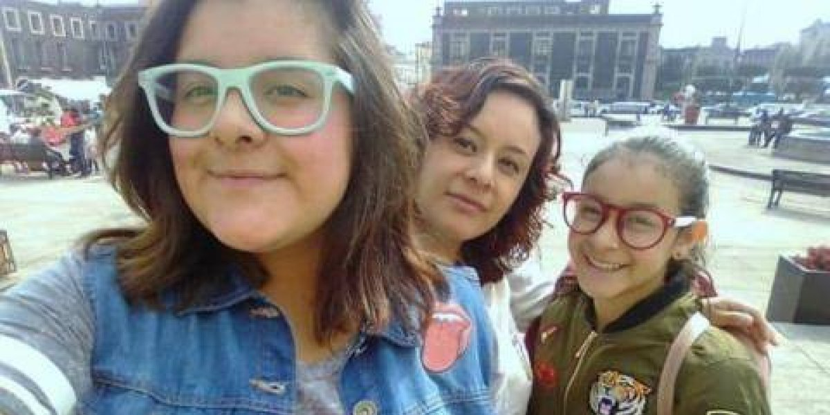 Madre y sus dos hijas desaparecen tras abordar taxi en Edomex
