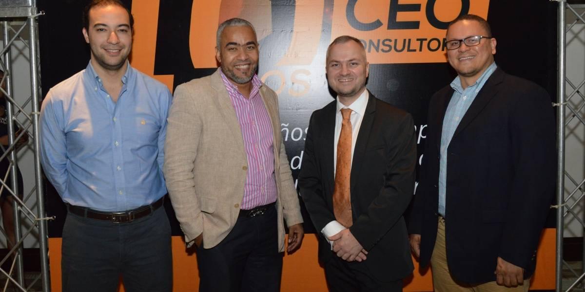 #TeVimosEn: CEO Consultoría celebra 10 años de servicio