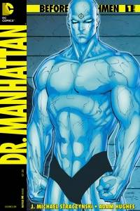 Dr. Manhattan - Watchmen