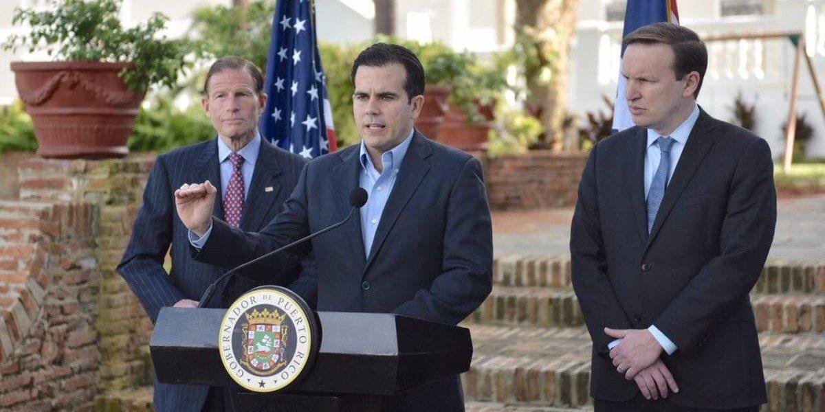 Senadores se comprometen a ayudar a Puerto Rico desde el Congreso