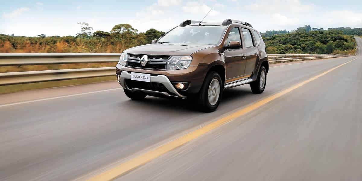 Duster da Renault chega renovado em 2018