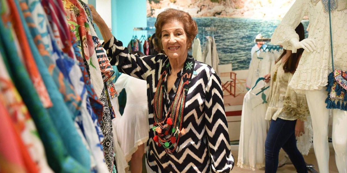 #TeVimosEn: Inauguran tienda 'Antica Sartoria' en Ágora Mall
