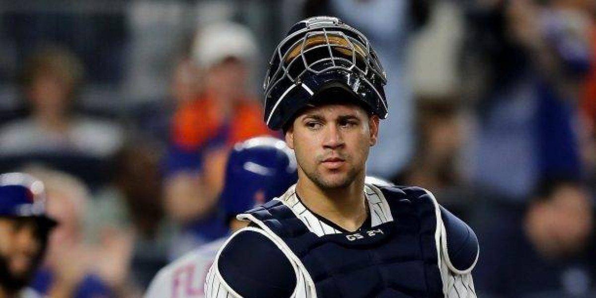 Aaron Boone resalta importancia de Gary Sánchez para los Yankees