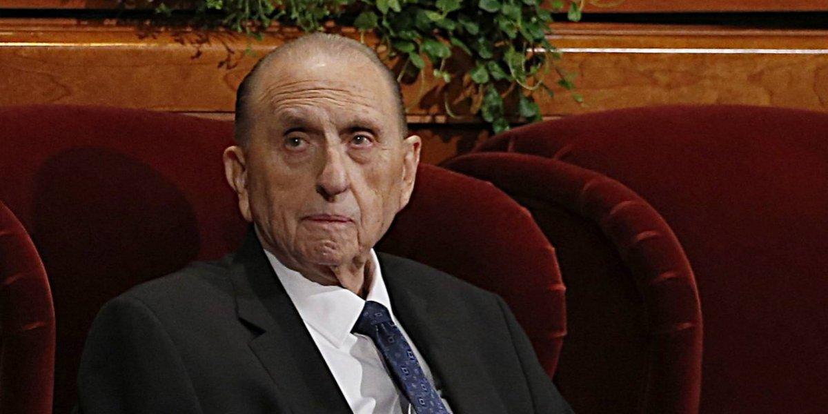 Muere Thomas Monson, el líder de la Iglesia mormona más importante del mundo