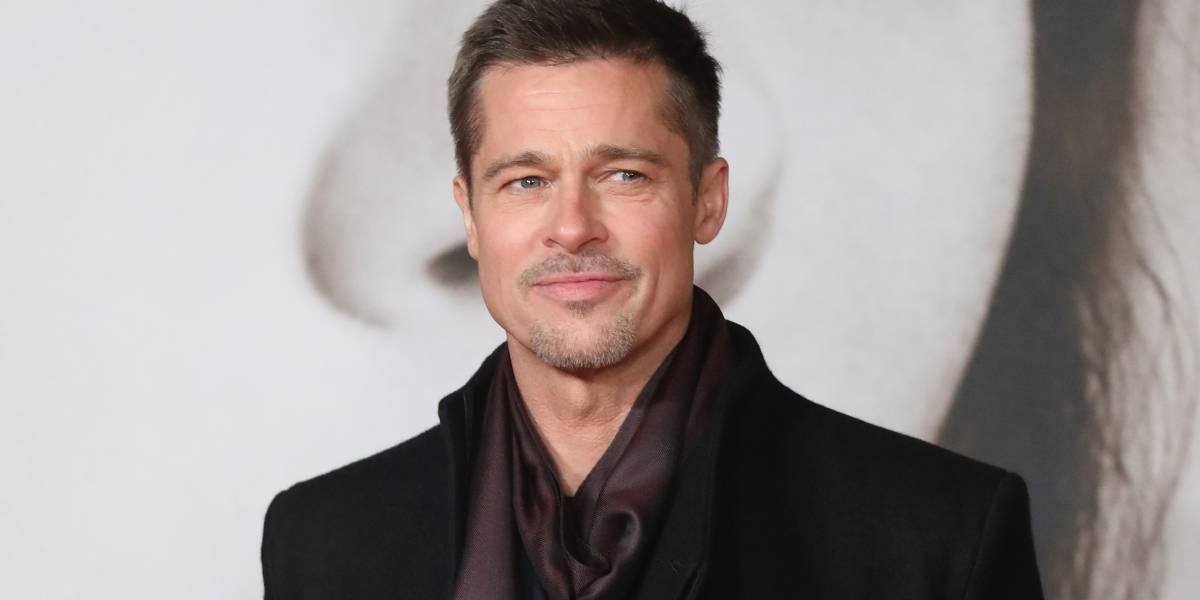 Brad Pitt usa nome de batismo para cantadas