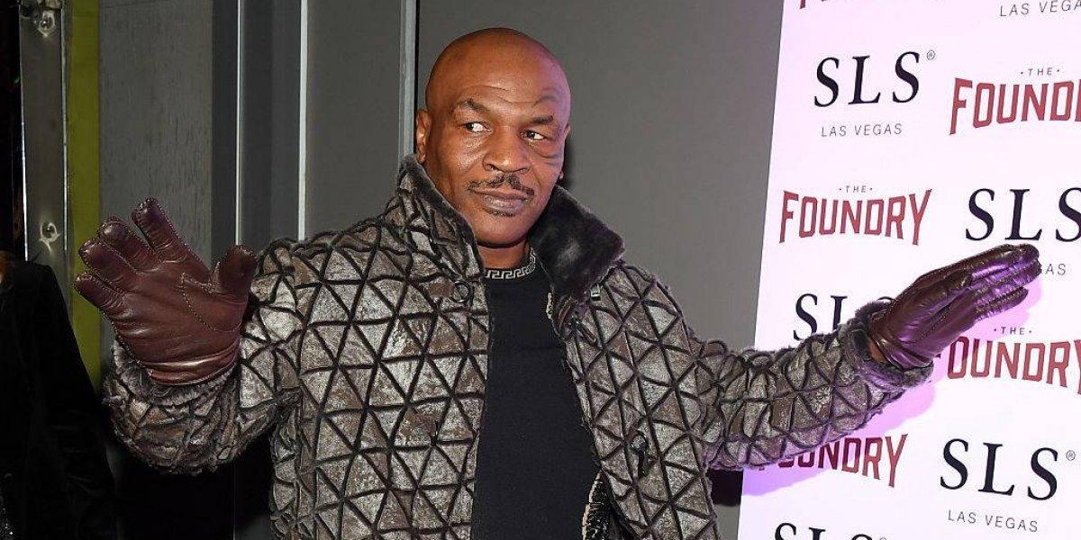 El cannábico emprendimiento que lidera Mike Tyson en Estados Unidos