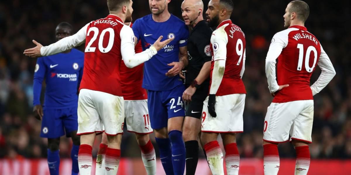 Gracias Premier League: Arsenal y Chelsea dieron una exhibición de fútbol con Alexis de protagonista