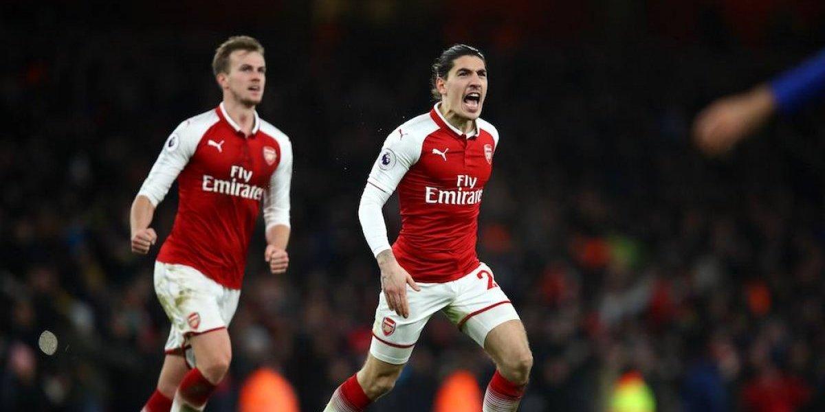Arsenal rescata empate ante el Chelsea con gol de último minuto