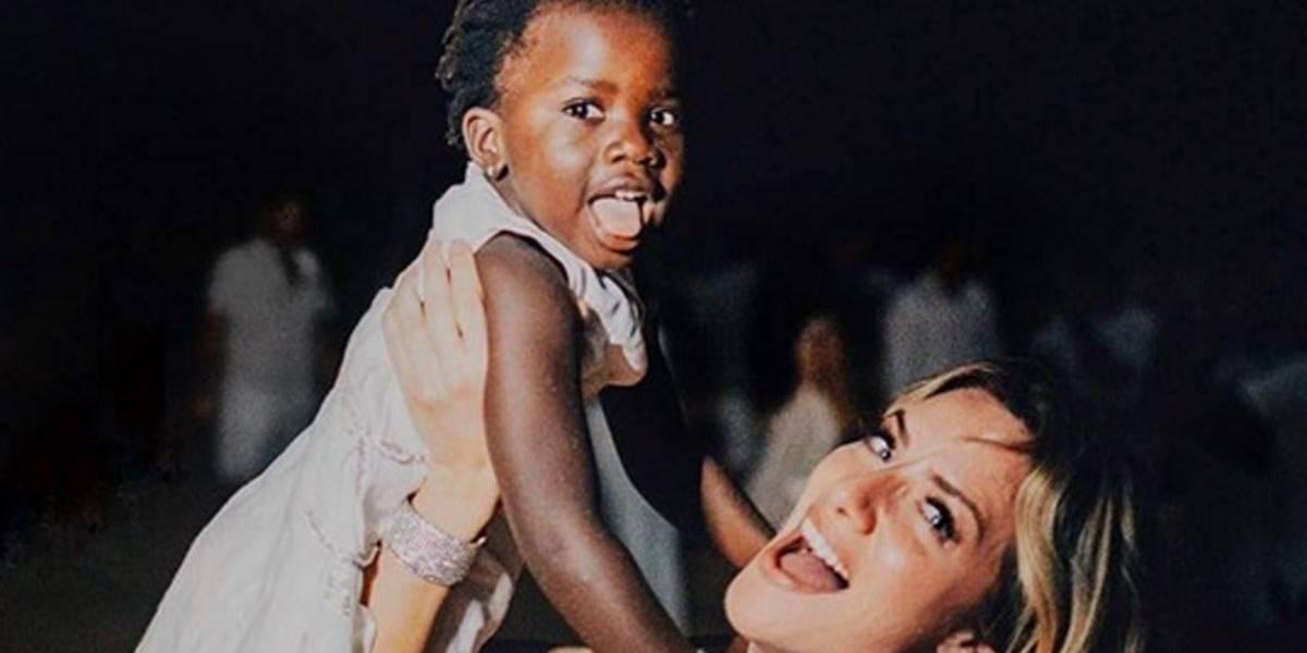 Giovanna Ewbank admite que planeja ter mais três filhos