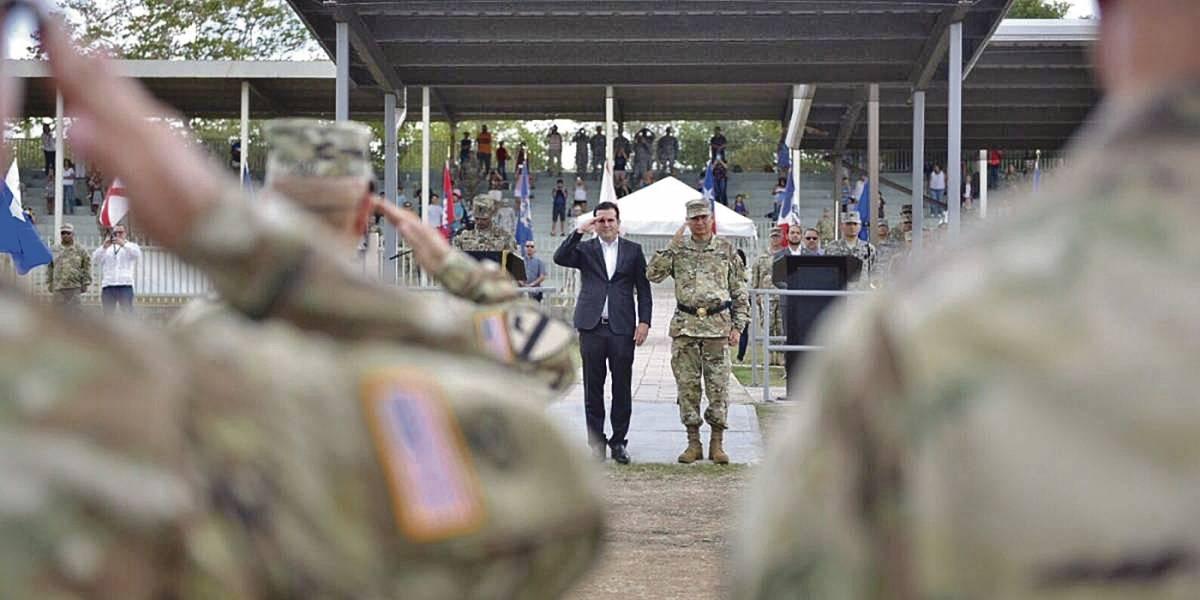 Atrás los pagos a soldados de la Guardia Nacional