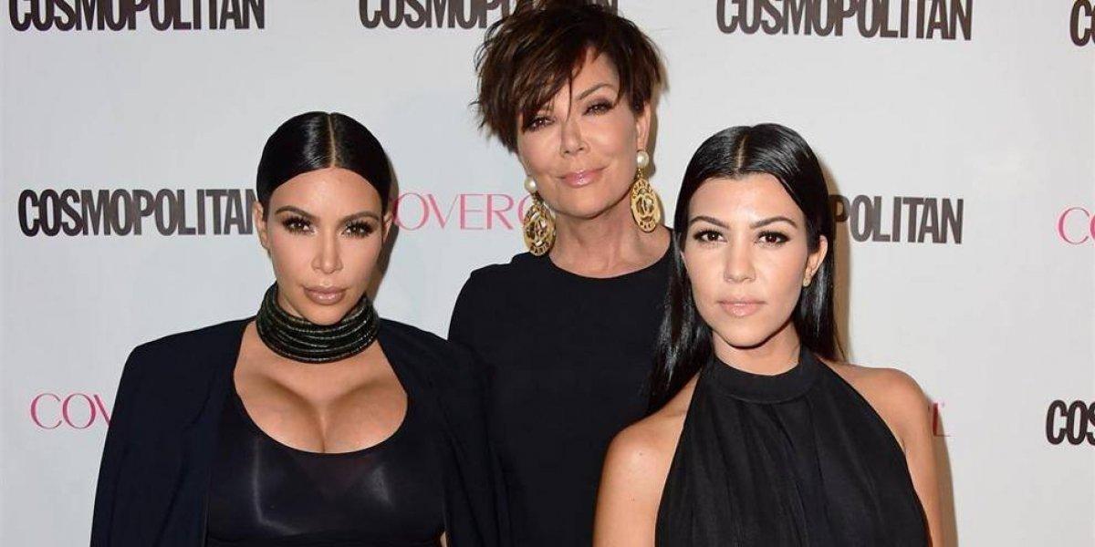 Kris Jenner y Kim Kardashian son como dos gotas de agua y esta foto lo prueba