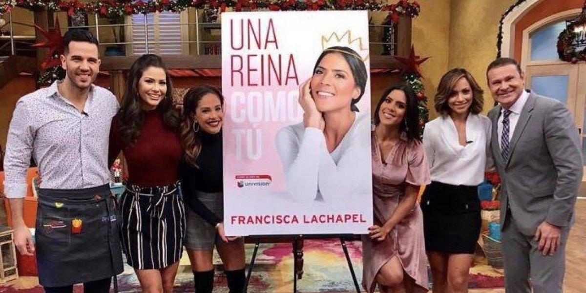 """""""Una reina como tú"""" de Francisca Lachapel en el número 1"""