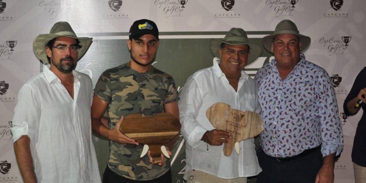 #TeVimosEn: Cap Cana celebró al estilo Safari el aniversario del campo de golf Punta Espada