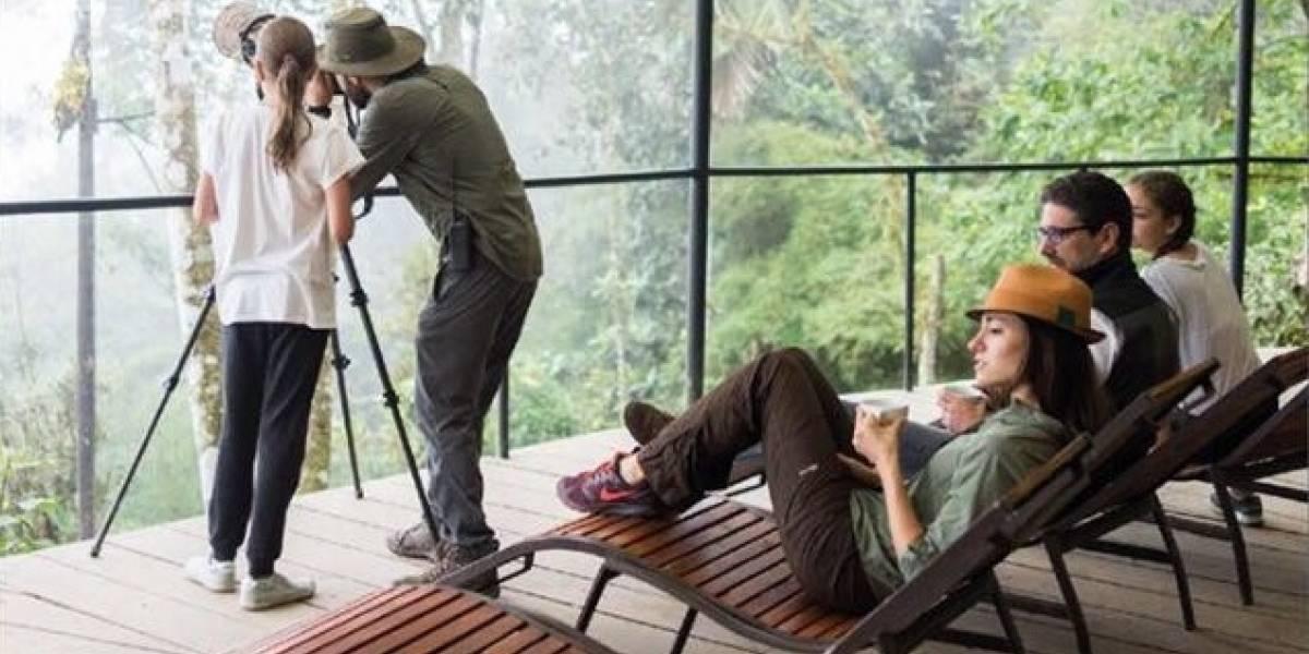 Dos hoteles de Ecuador premiados por su vegetación