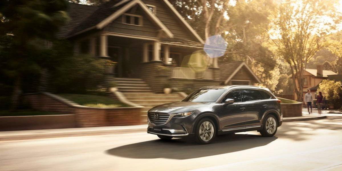 Mazda le da un toque más sofisticado al CX-9