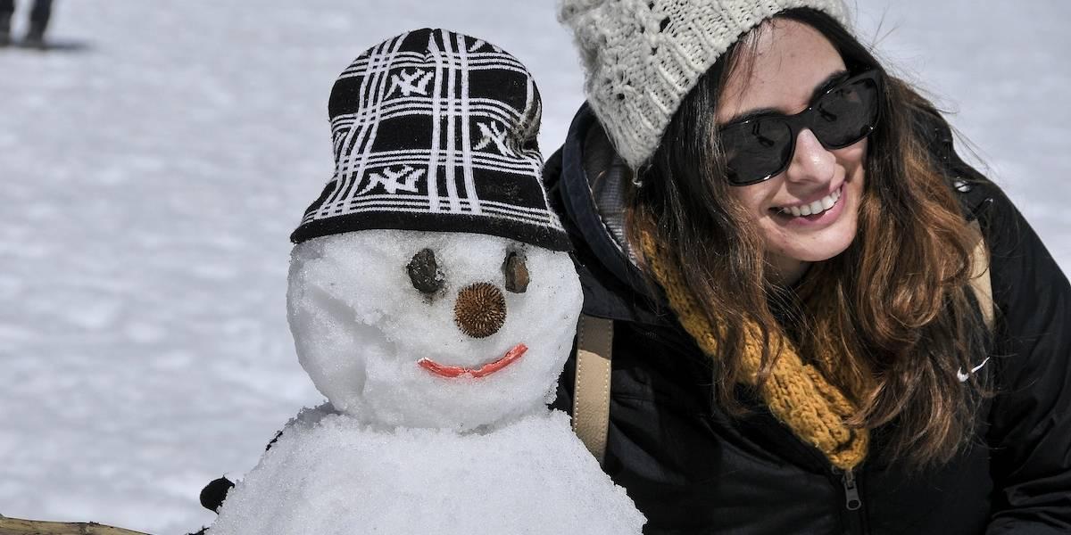 5 lugares cerca de la CDMX para disfrutar de la nieve