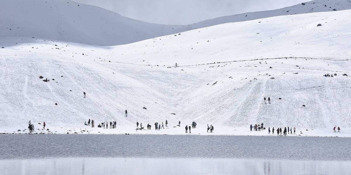 Esto es lo que debes saber para subir al Nevado de Toluca
