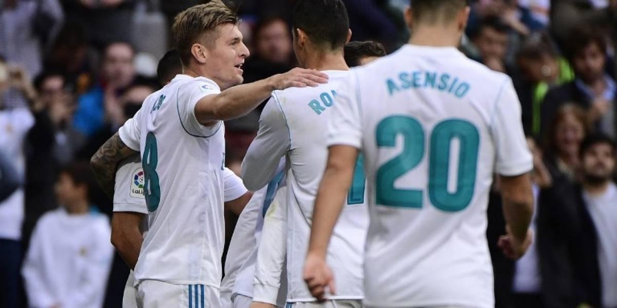 """¿Prepara el Real Madrid un """"fichaje bomba"""" para enero?"""