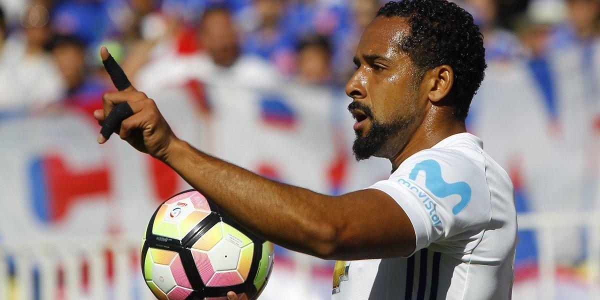 La U rebajará la cláusula de salida de Beausejour para venderlo a Independiente