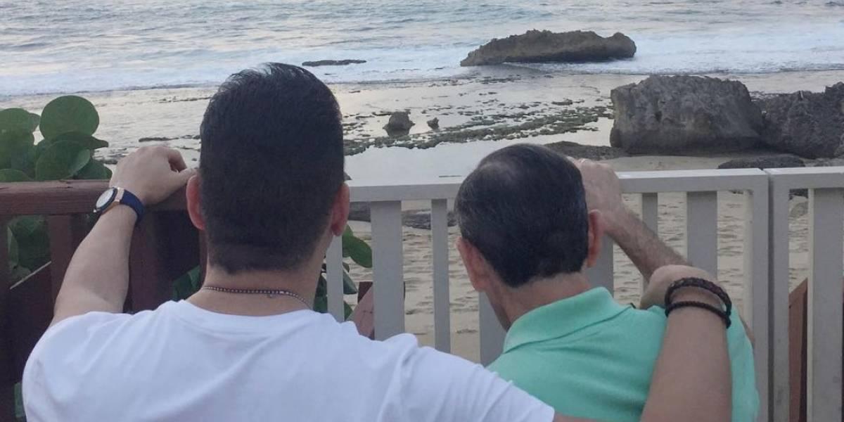 Víctor Manuelle se expresa tras la muerte de su padre