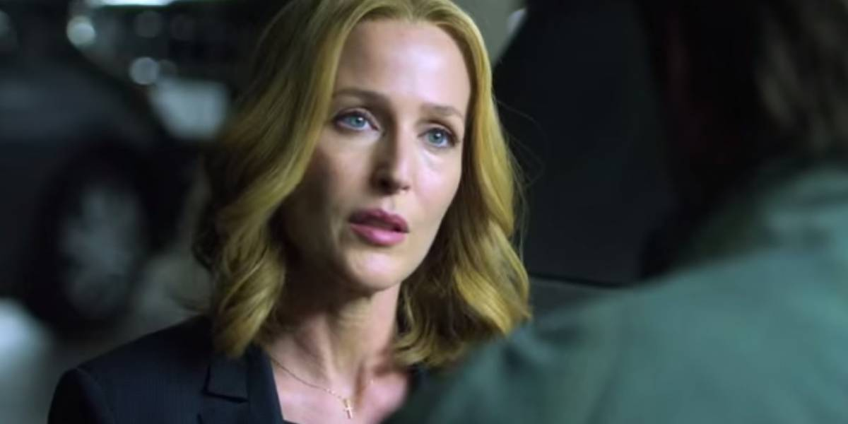 """Los expedientes secretos X"" se despiden de la agente ""Scully"""