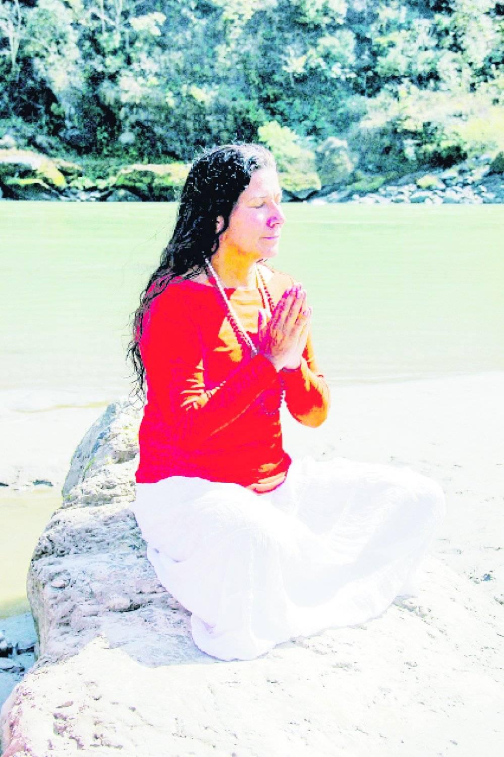 Sri Mataji Shaktiananda