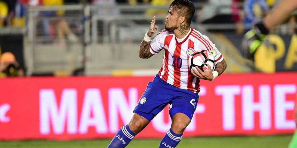 Víctor Ayala, refuerzo de Barcelona SC, ya está en Guayaquil