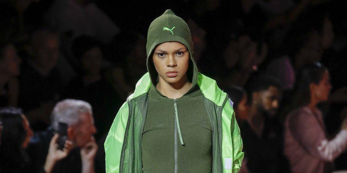 """Vogue nombra modelo dominicana Hiandra Martínez """"Revelación del 2017"""""""