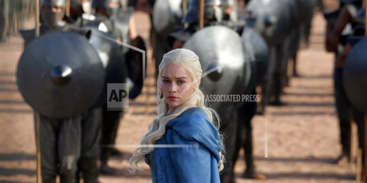 Temporada final de Game of Thrones, para 2019