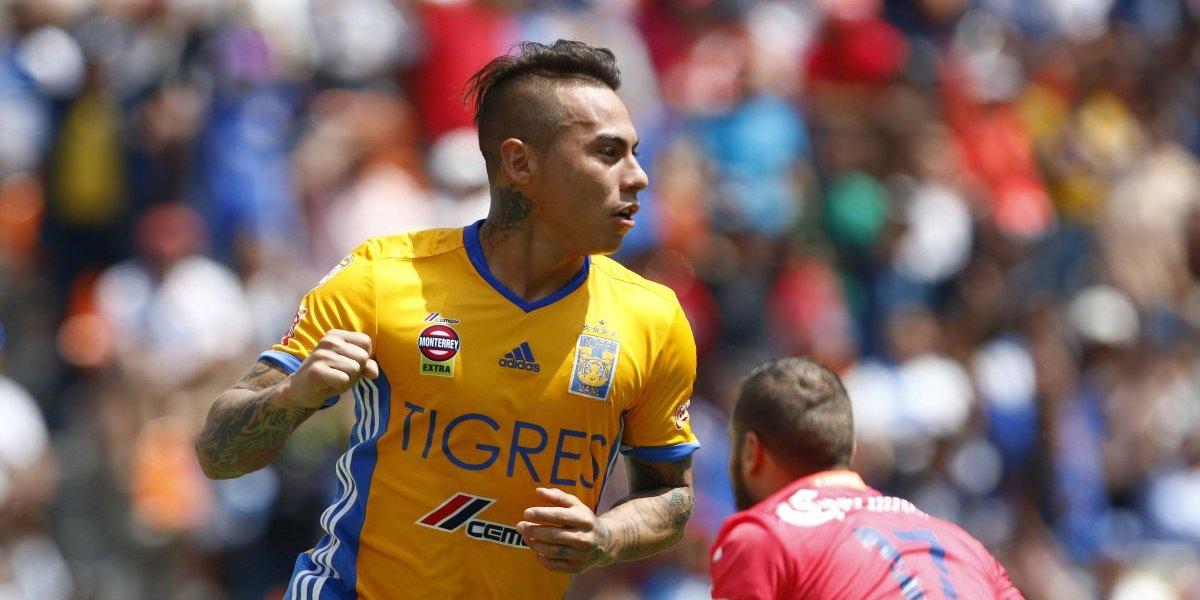 Tigres suma 10 años sin perder de visitante en Puebla