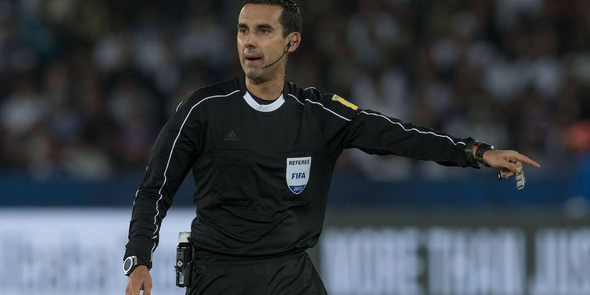 'Es un honor representar a México en Rusia 2018', árbitro César Ramos