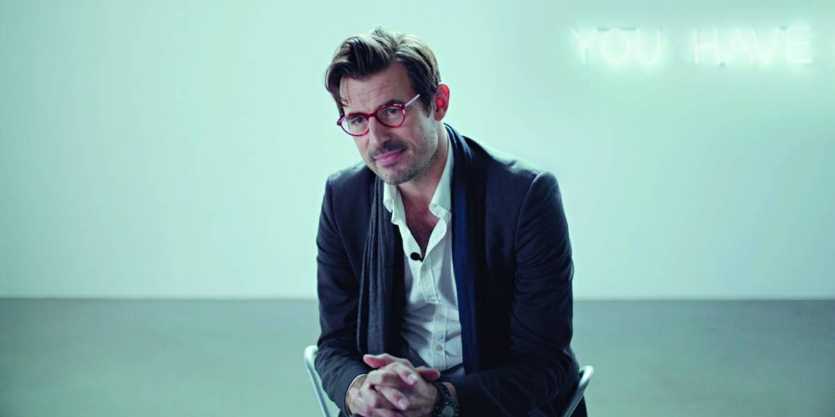 Protagonista do filme The Square, Claes Bang exalta importância da liberdade de expressão