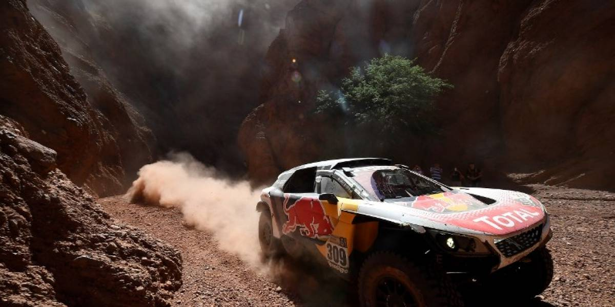 La historia del Rally Dakar en 5 fechas