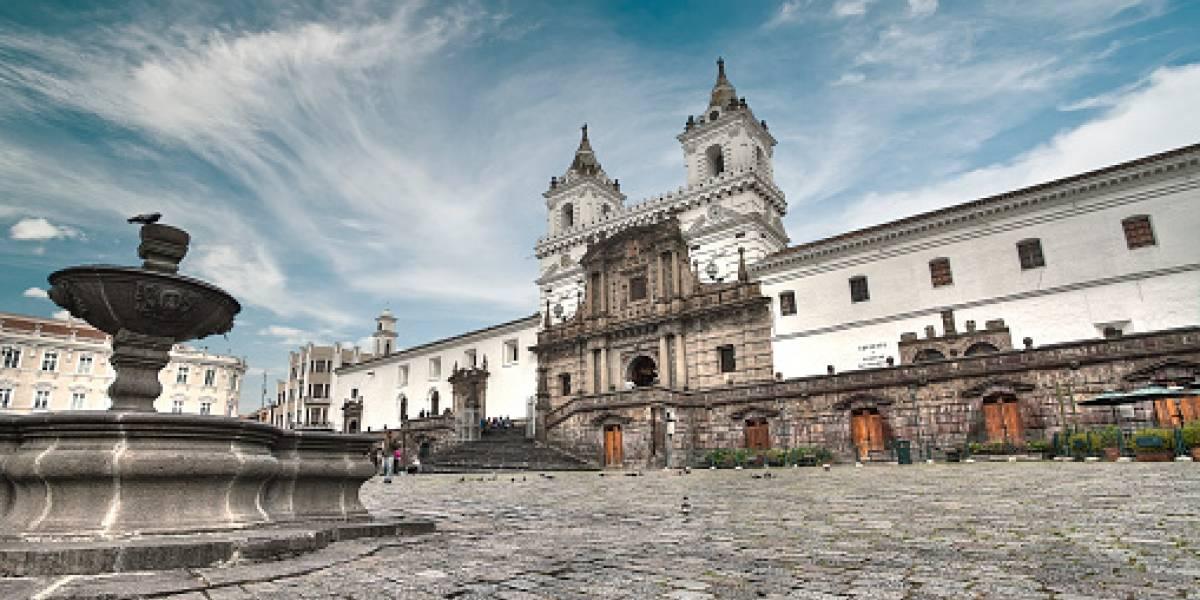 ¿Cuál fue la temperatura más alta en Quito este 4 de enero?