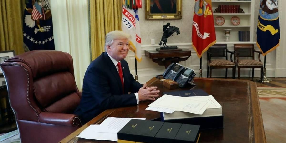 """""""La mía es más grande y más poderosa que la tuya"""": KFC trolea olímpicamente a Trump y aprovecha de burlarse de McDonald's"""