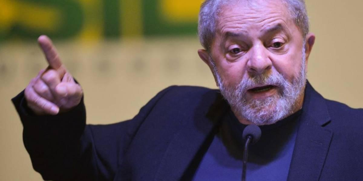 Lula: eu nem precisaria ser candidato, mas não posso ser tirado da disputa