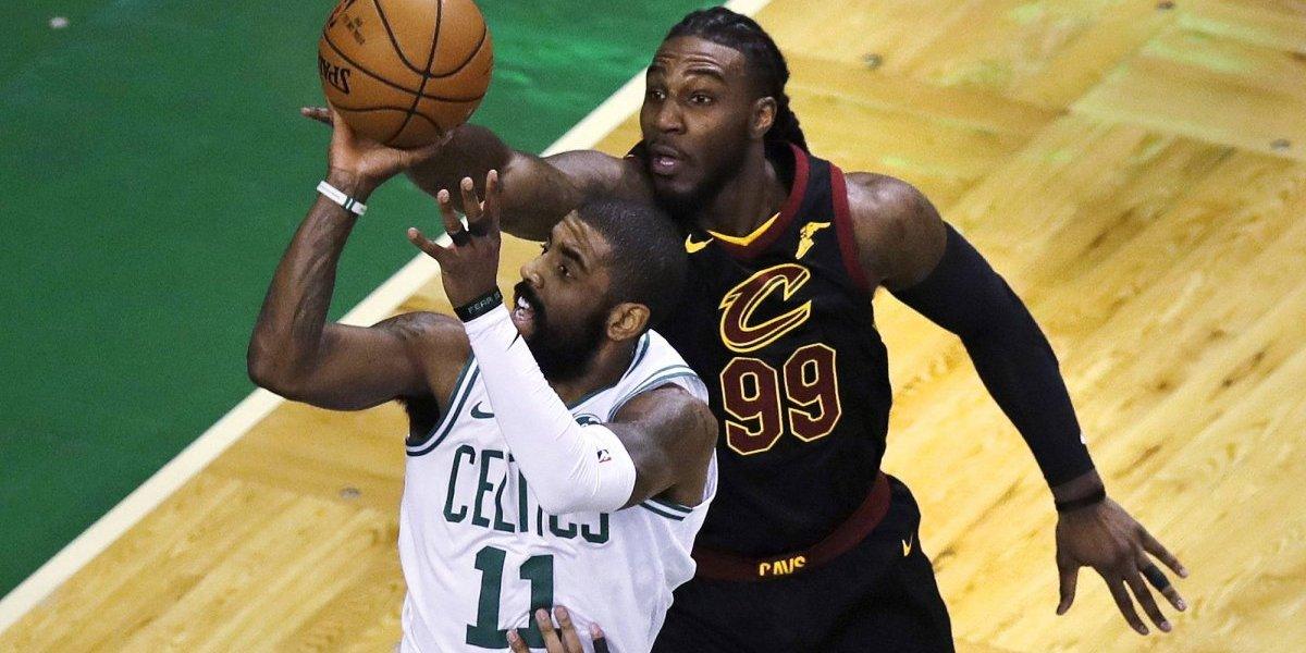 Boston humilla a Cleveland y manda mensaje al resto de la NBA
