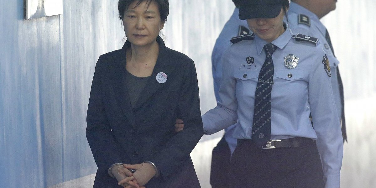 Presentan nuevos cargos contra expresidenta de Corea del Sur