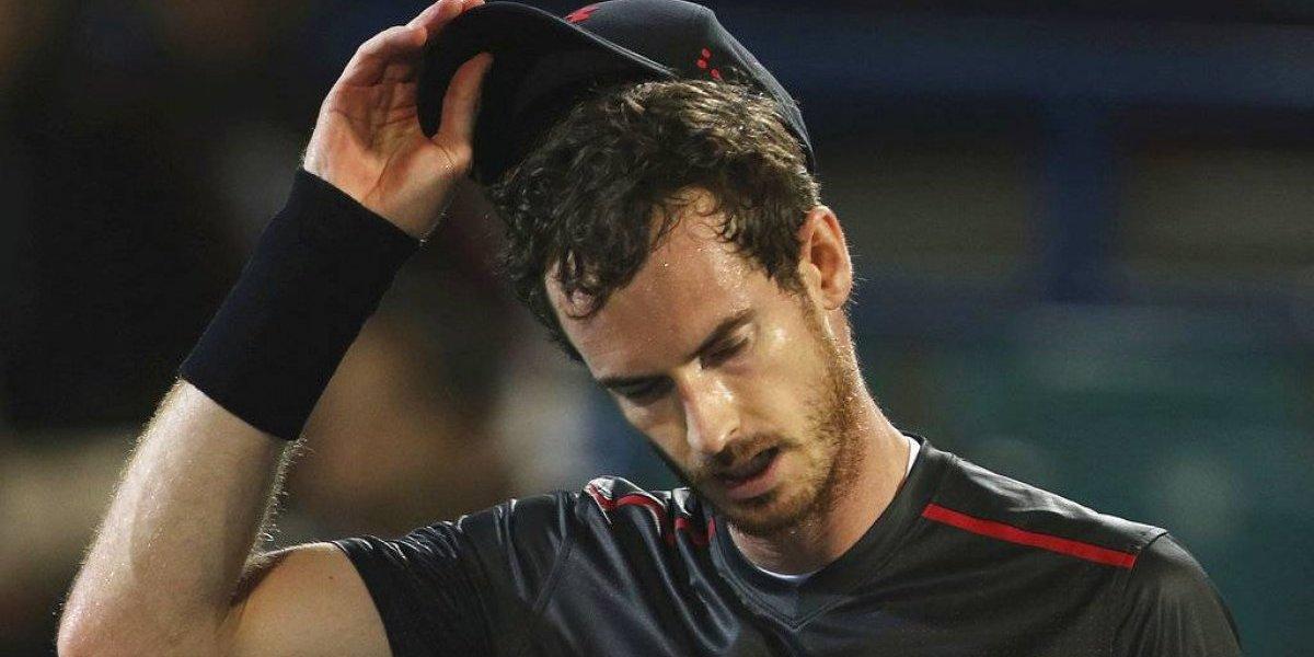 La cadera dejó a Andy Murray sin Abierto de Australia y su futuro es incierto