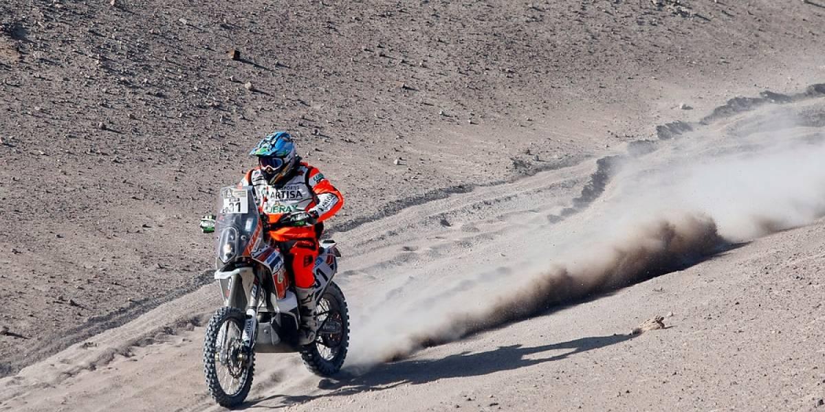 Los pilotos chilenos quieren hacer historia a lo grande en el Dakar