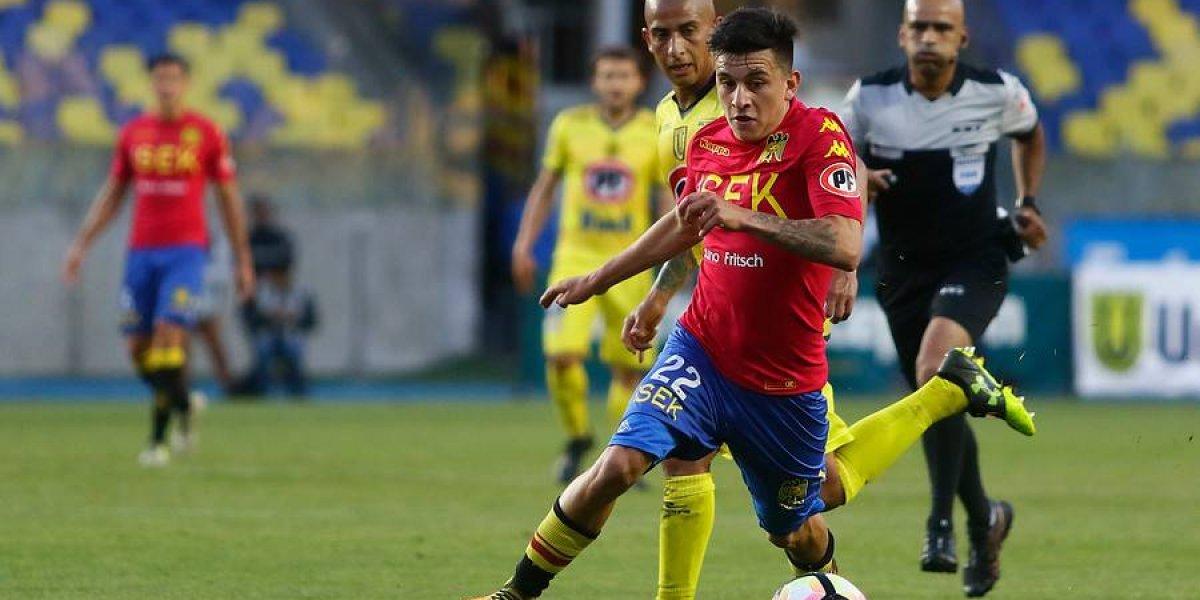 Cruz Azul tiene en la mira al chileno Pablo Aránguiz