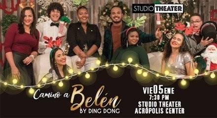 """Camino a Belén"", en Studio Theater"