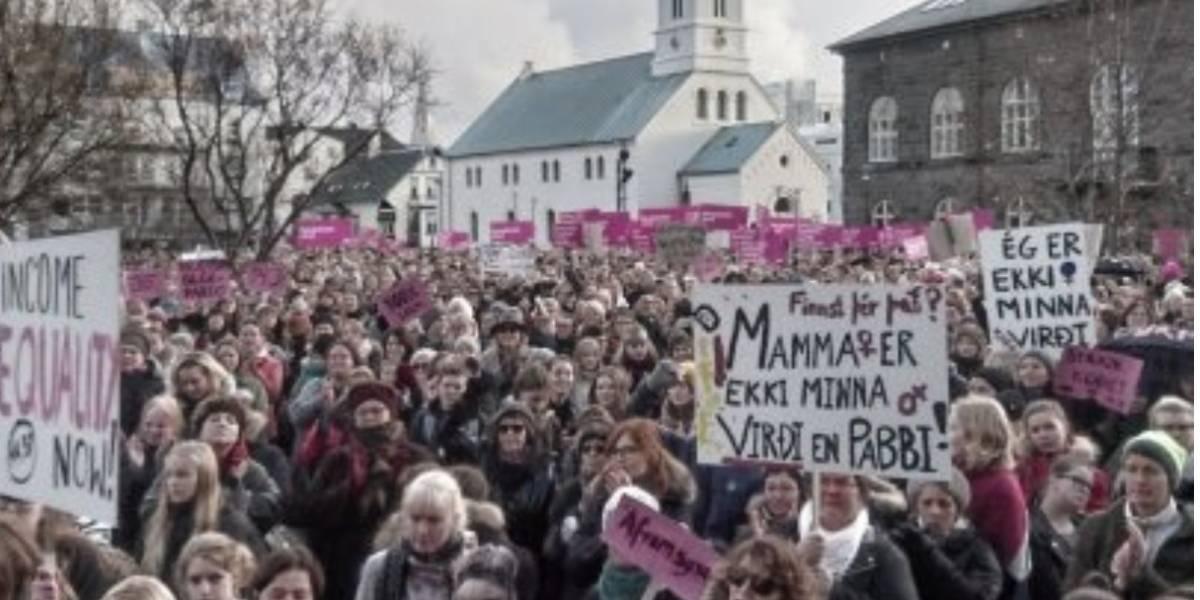 Islandia, el primer país en obligar la igualdad salarial entre hombres y mujeres